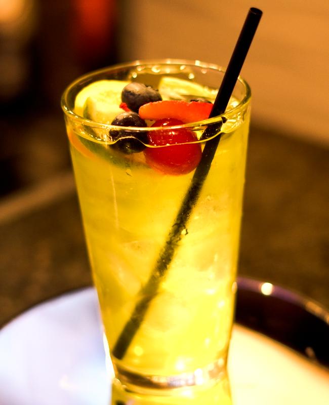 Caribbean Ice Tea